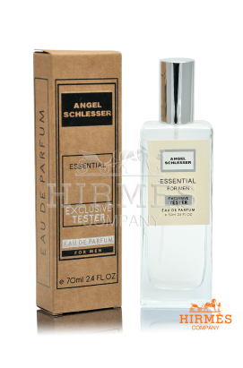 Парфюмированная вода Angel Schlesser Essential For Men Exclusive Tester 70 ML