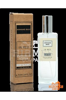 Парфюмированная вода Armand Basi In Red Exclusive Tester 70 ML