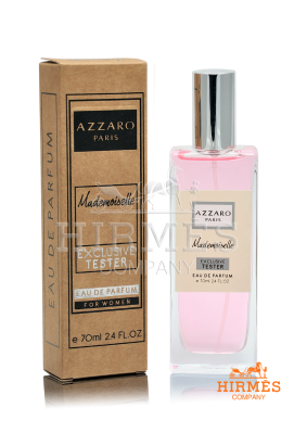 Парфюмированная вода Azzaro Mademoiselle Exclusive Tester 70 ML