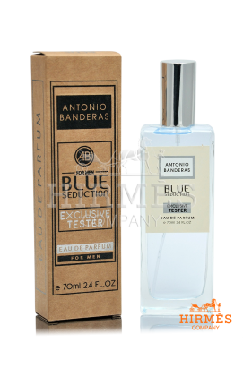 Парфюмированная вода Antonio Banderas Blue Seduction Exclusive Tester 70 ML