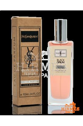 Парфюмированная вода Yves Saint Laurent Black Opium Exclusive Tester 70 ML
