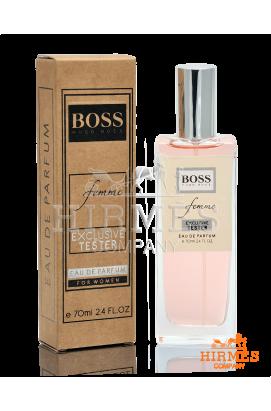 Парфюмированная вода Hugo Boss Femme Exclusive Tester 70 ML