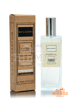 Парфюмированная вода Bvlgari Omnia Crystalline Exclusive Tester 70 ML