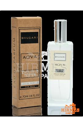Парфюмированная вода Bvlgari Aqua Exclusive Tester 70 ML