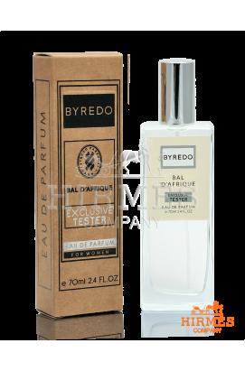 Парфюмированная вода Byredo Bal D`Afrique Exclusive Tester 70 ML