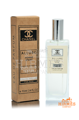 Парфюмированная вода Chanel Allure Home Sport Exclusive Tester 70 ML