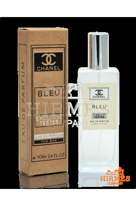 Парфюмированная вода Chanel Bleu De Chanel Exclusive Tester 70 ML