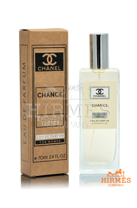 Парфюмированная вода Chanel Chance Eau De Parfum Exclusive Tester 70 ML