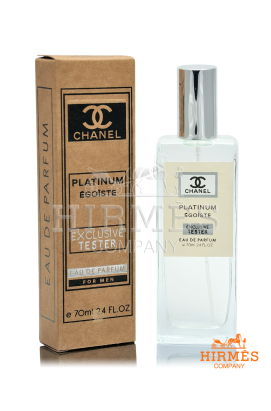 Парфюмированная вода Chanel Platinum Egoist Exclusive Tester 70 ML