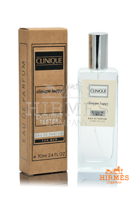 Парфюмированная вода Clinique Happy For Men Exclusive Tester 70 ML