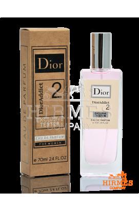Парфюмированная вода Dior Addict 2 Exclusive Tester 70 ML