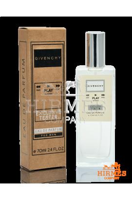 Парфюмированная вода Givenchy Play Intense For Men Exclusive Tester 70 ML