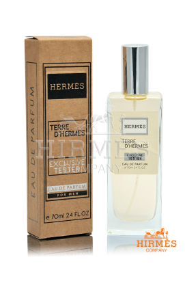 Парфюмированная вода Hermes Terre D`Hermes Exclusive Tester 70 ML