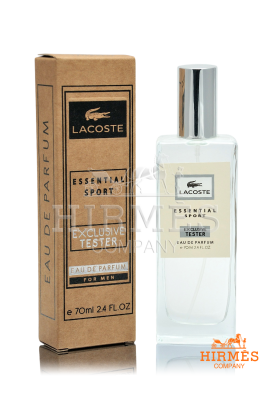 Парфюмированная вода Lacoste Essential Sport Exclusive Tester 70 ML