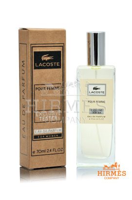 Парфюмированная вода Lacoste Pour Femme Exclusive Tester 70 ML