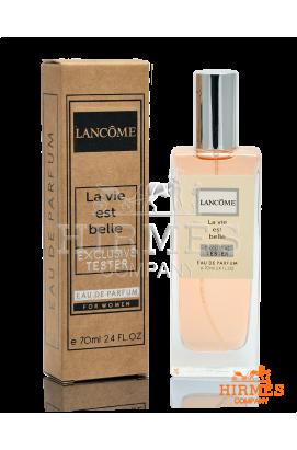 Парфюмированная вода Lancome La Vie Est Belle Exclusive Tester 70 ML
