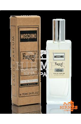 Парфюмированная вода Moschino Funny Exclusive Tester 70 ML