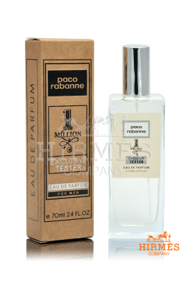 Парфюмированная вода Paco Rabanne 1 Million For Men Exclusive Tester 70 ML