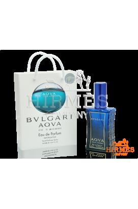 Bvlgari Aqua Pour Homme в подарочной упаковке 50 ML