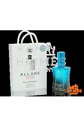 Chanel Allure Homme Sport в подарочной упаковке 50 ML