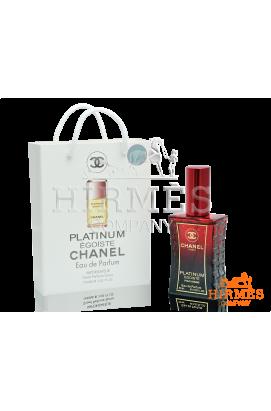 Chanel Egoiste Platinum в подарочной упаковке 50 ML