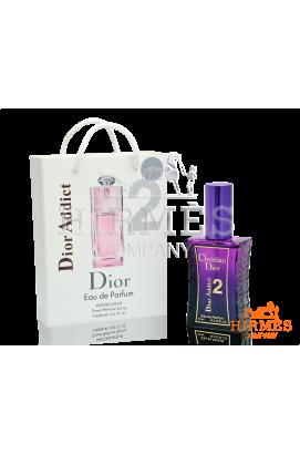Dior Addict 2 в подарочной упаковке 50 ML