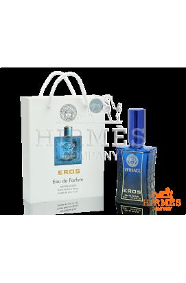 Versace Eros Pour Homme в подарочной упаковке 50 ML