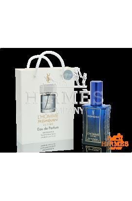 Yves Sain Laurent L'Homme Ultime в подарочной упаковке 50 ML