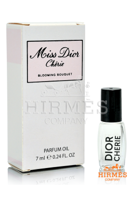 Духи масляные Dior Miss Dior Cherie Blooming Bouquet 7 Ml
