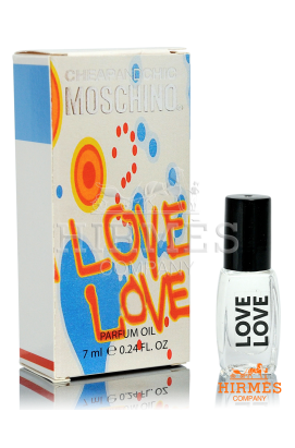 Духи масляные Moschino I Love Love 7 Ml