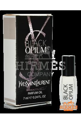 Духи масляные Yves Saint Laurent Black Opium 7 Ml