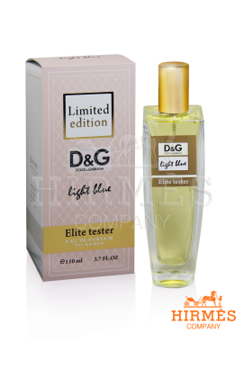 Тестер Dolce&Gabbana Light Blue For Woman Limited Edition 110 Ml