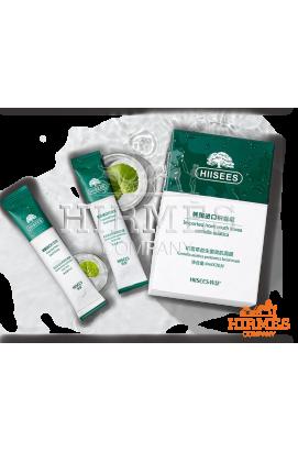 Маска для лица Hiisees Centella asiatica probiotics Facial Mask с центеллой азиатской и пробиотиками (30 штук)