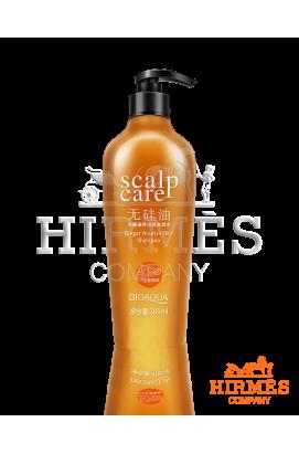 Шампунь Bioaqua Scalp Care Ginger Shampoo имбирный для укрепления волос
