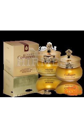Глубоко увлажняющий крем с коллагеновым комплексом Collagen Essence Deep Hydrating Cream™