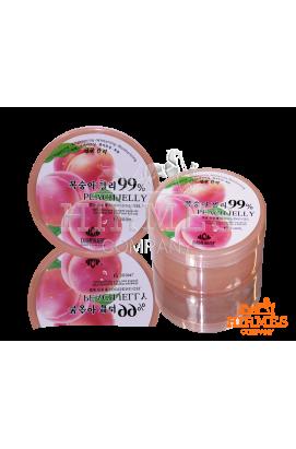 Гель для лица и тела Peach Jelly Soothing Gel (Персиковое желе)