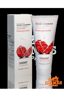 Нежная пенка для умывания и глубокого очищения пор Pomegranate с гранатом
