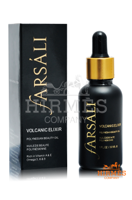 Ночная сыворотка-эликсир Farsali Volcanic Elixir