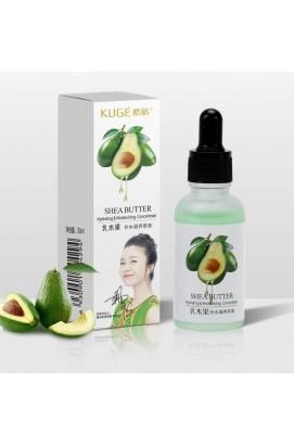 Сыворотка омолаживающая с экстрактом авокадо и маслом Ши Shea Butter Hydrating & Moisturizing Concentrate