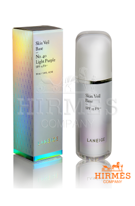 Основа под макияж Laniege Skin Veil Base № 40 Light Purple SPF 25 PA++ (качество оригинала)