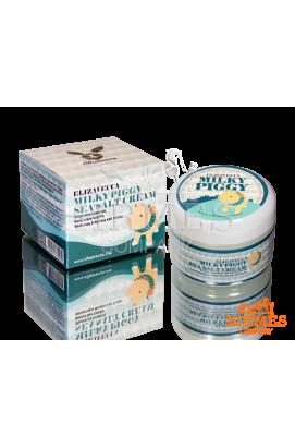 Увлажняющий крем на основе морской соли Elizavecca Milky Piggy Sea Salt Cream