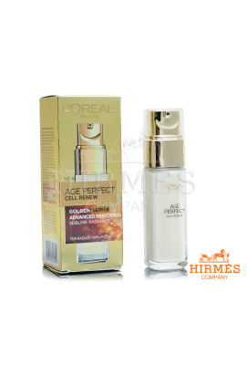 Сыворотка восстанавливающая L'Oreal Paris Golden Serum Advanced Restoring
