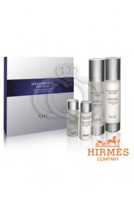 Набор по уходу за кожей с комплексом гиалуроновых кислот AHC Hyaluronic Skin Care Set ( качество оригинала)