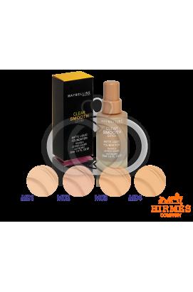 Тональный крем Maybelline Clear Smooth Extra Matte Liquid Foundation