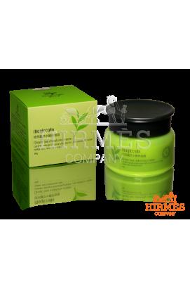 Увлажняющий крем для лица с экстрактом зелёного чая Green Tea Moisture Cream