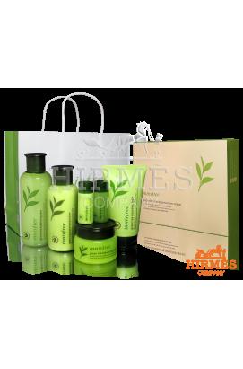 Подарочный набор для ухода за кожей Innisfree Green Tea Balancing Special Skin Care Set ( качество оригинала)