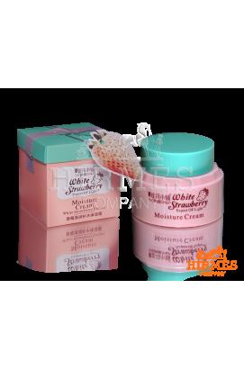 Увлажняющий крем с экстрактом белой клубники White Strawberry Moisture Cream