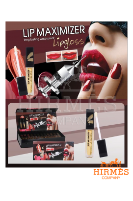 """Блеск для увеличения обьёма губ Lip Maximizer """"Инъекция красоты"""" (24 шт)"""