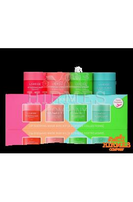 Набор ночных масок для губ Laneige Lip Sleeping Mask Mini Kit 4x8 гр