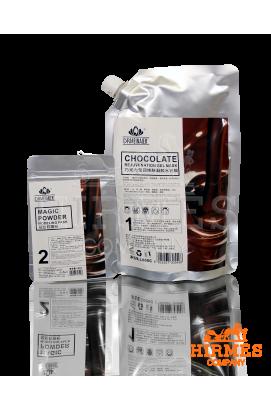 Гель-маска омолаживающая Chocolate шоколадная